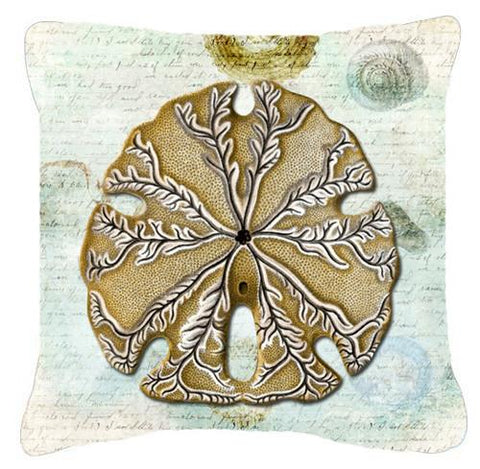 Buy this Sand Dollar    Canvas Fabric Decorative Pillow