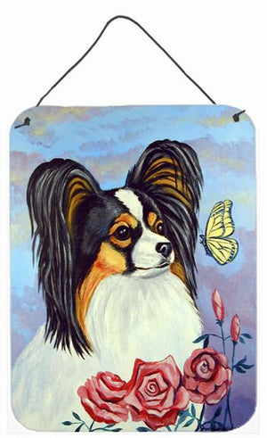 Buy this Papillon with Butterfly Aluminium Metal Wall or Door Hanging Prints