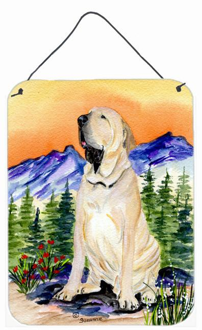Buy this Brazilian Mastiff  / Fila Brasileiro Wall or Door Hanging Prints