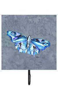 Buy this Butterfly on Gray Leash or Key Holder