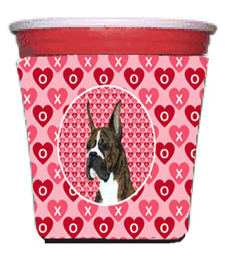 Buy this Boxer  Red Solo Cup Beverage Insulator Hugger