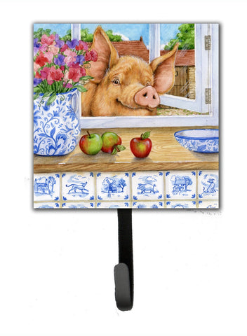 Buy this Pig trying to reach the Apple in the Window Leash or Key Holder CDCO0352SH4