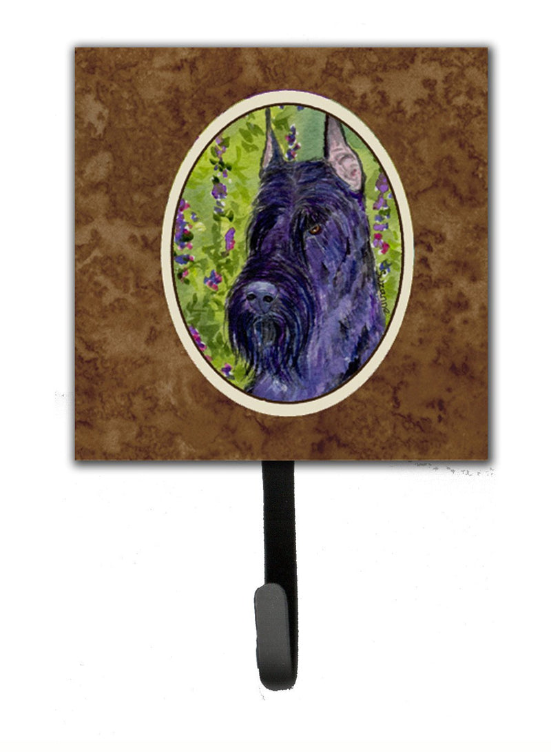 Buy this Scottish Terrier  Leash Holder or Key Hook