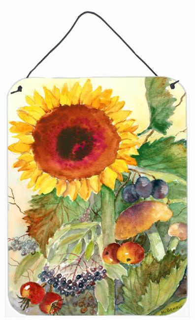 Buy this Autumn Flowers I by Maureen Bonfield Wall or Door Hanging Prints BMBO0698DS1216