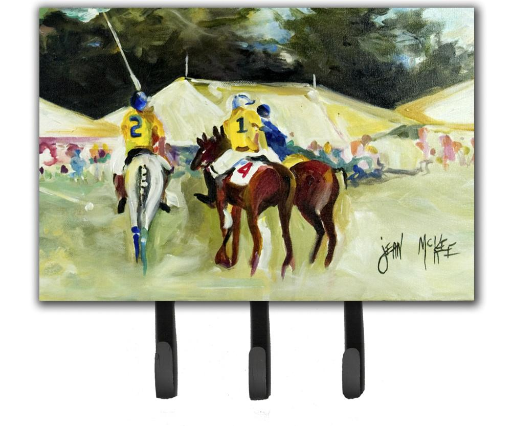 Polo at the Point Leash or Key Holder JMK1006TH68 by Caroline's Treasures
