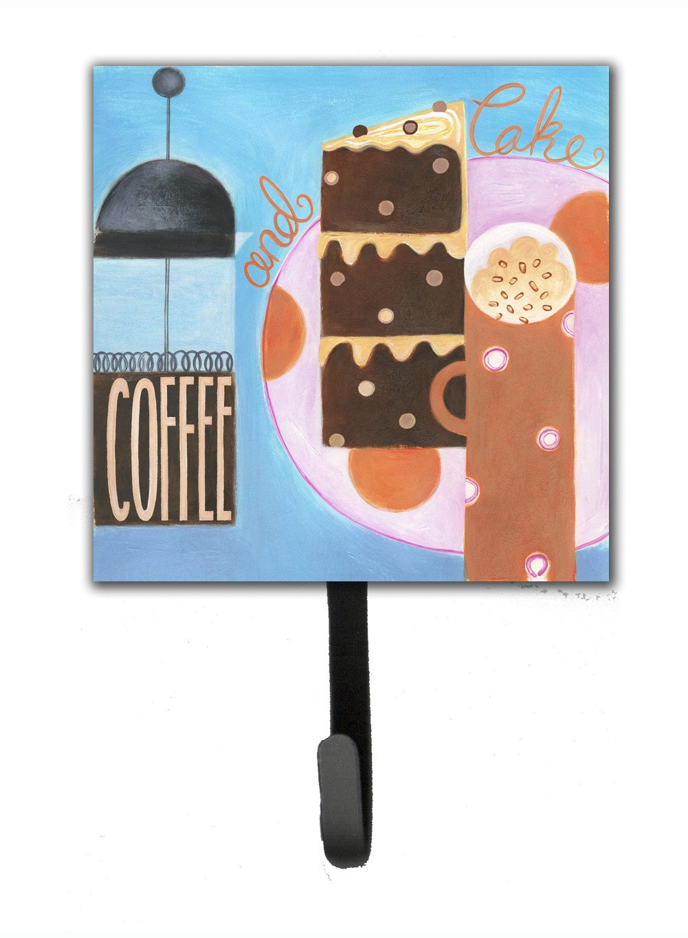 Buy this Kitchen Collection Coffee and Cake Leash or Key Holder BCBR0116SH4