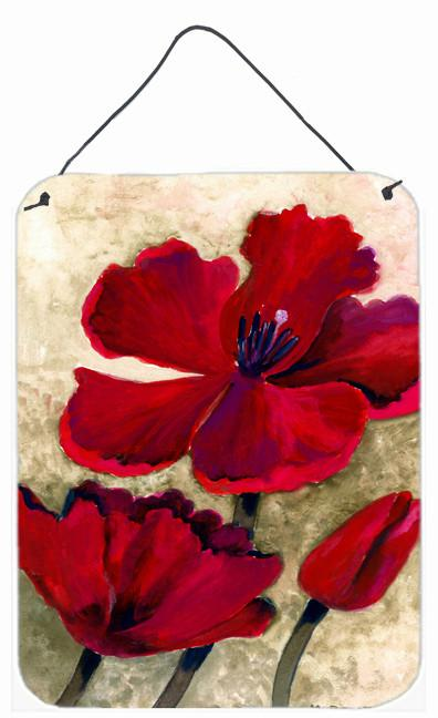 Buy this Red Tulip by Maureen Bonfield Wall or Door Hanging Prints BMBO0734DS1216