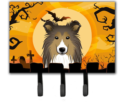 Buy this Halloween Sheltie Leash or Key Holder BB1800TH68