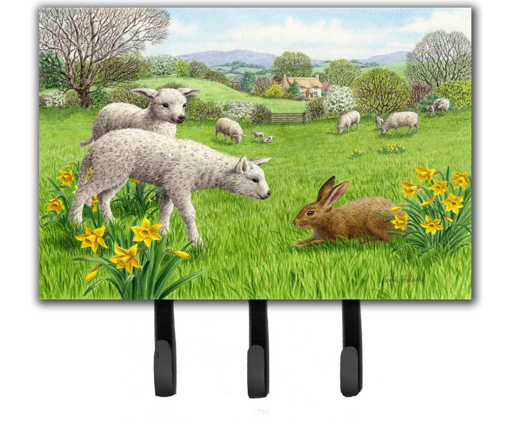 Buy this Lambs, Sheep and Rabbit Hare Leash or Key Holder ASA2179TH68