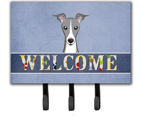 Buy this Italian Greyhound Welcome Leash or Key Holder BB1422TH68