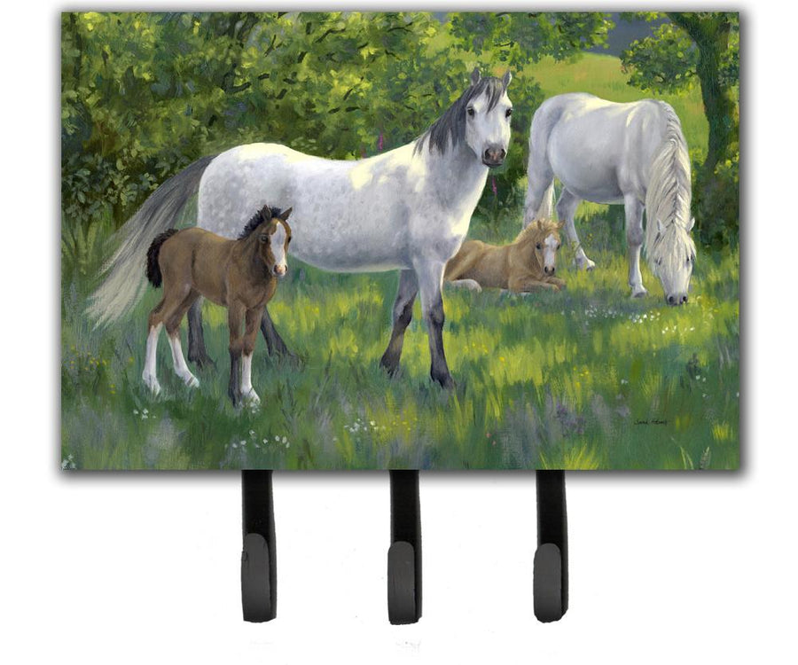 Buy this Group of Horses Leash or Key Holder ASA2195TH68
