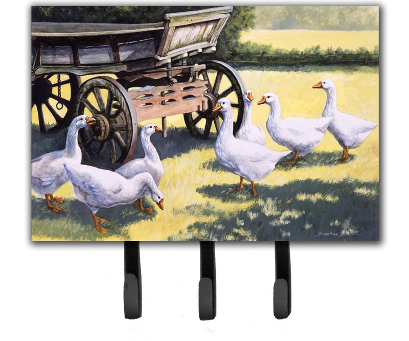 Buy this Geese by Daphne Baxter Leash or Key Holder BDBA0234TH68