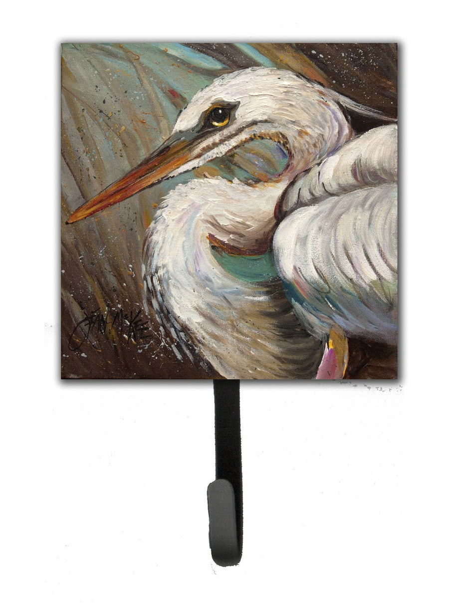 Buy this White Egret Leash or Key Holder JMK1212SH4