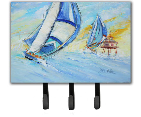 Buy this Sailboats and Middle Bay Lighthouse Leash or Key Holder JMK1005TH68