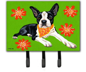 Buy this Cosmo Cutie Boston Terrier Leash or Key Holder AMB1385TH68