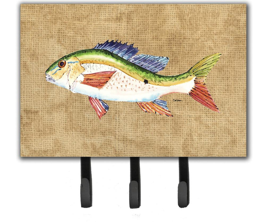 Buy this Rainbow Trout Leash or Key Holder