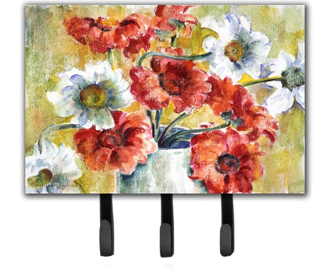 Buy this Flowers by Fiona Goldbacher Leash or Key Holder GFGO0028TH68