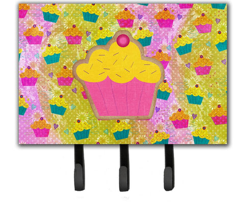 Buy this Cupcake Leash or Key Holder