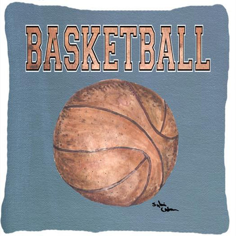 Buy this Basketball   Canvas Fabric Decorative Pillow