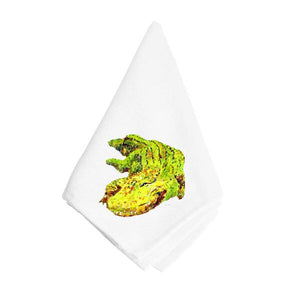 Buy this Alligator Napkin 8390NAP