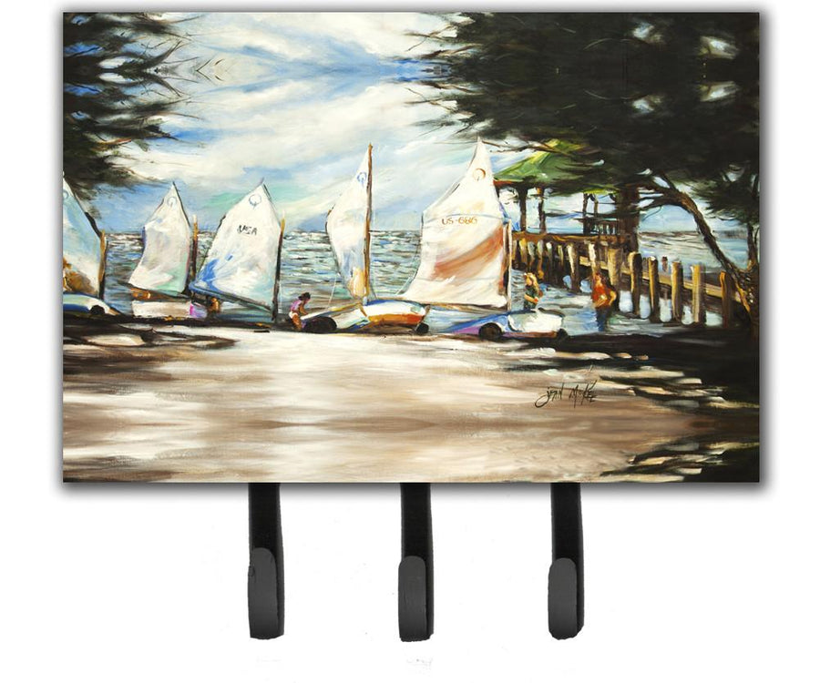 Buy this Sailing Lessons Sailboats Leash or Key Holder JMK1077TH68