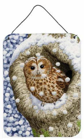 Buy this Tawny Owl in the Tree Wall or Door Hanging Prints ASA2060DS1216