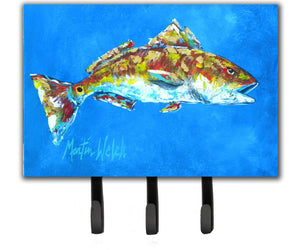 Buy this Fish - Red Fish Seafood Two Leash or Key Holder