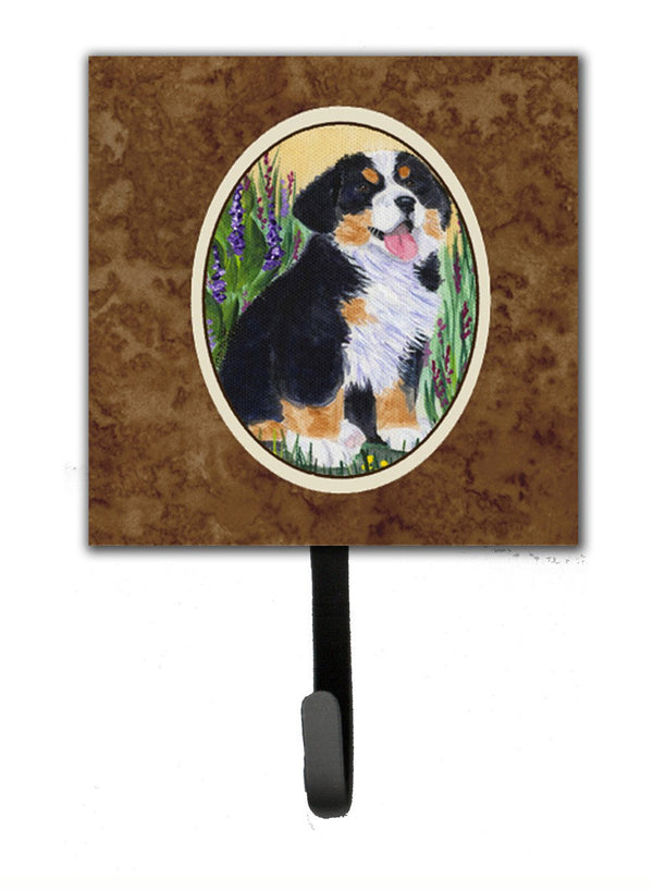 Bernese Mountain Dog Leash Holder Or Key Hook The Store Com