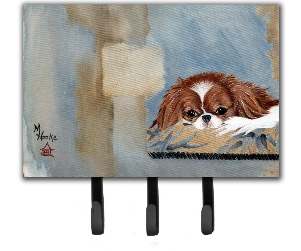 Japanese Chin Resting Leash or Key Holder MH1010TH68 by Caroline's Treasures