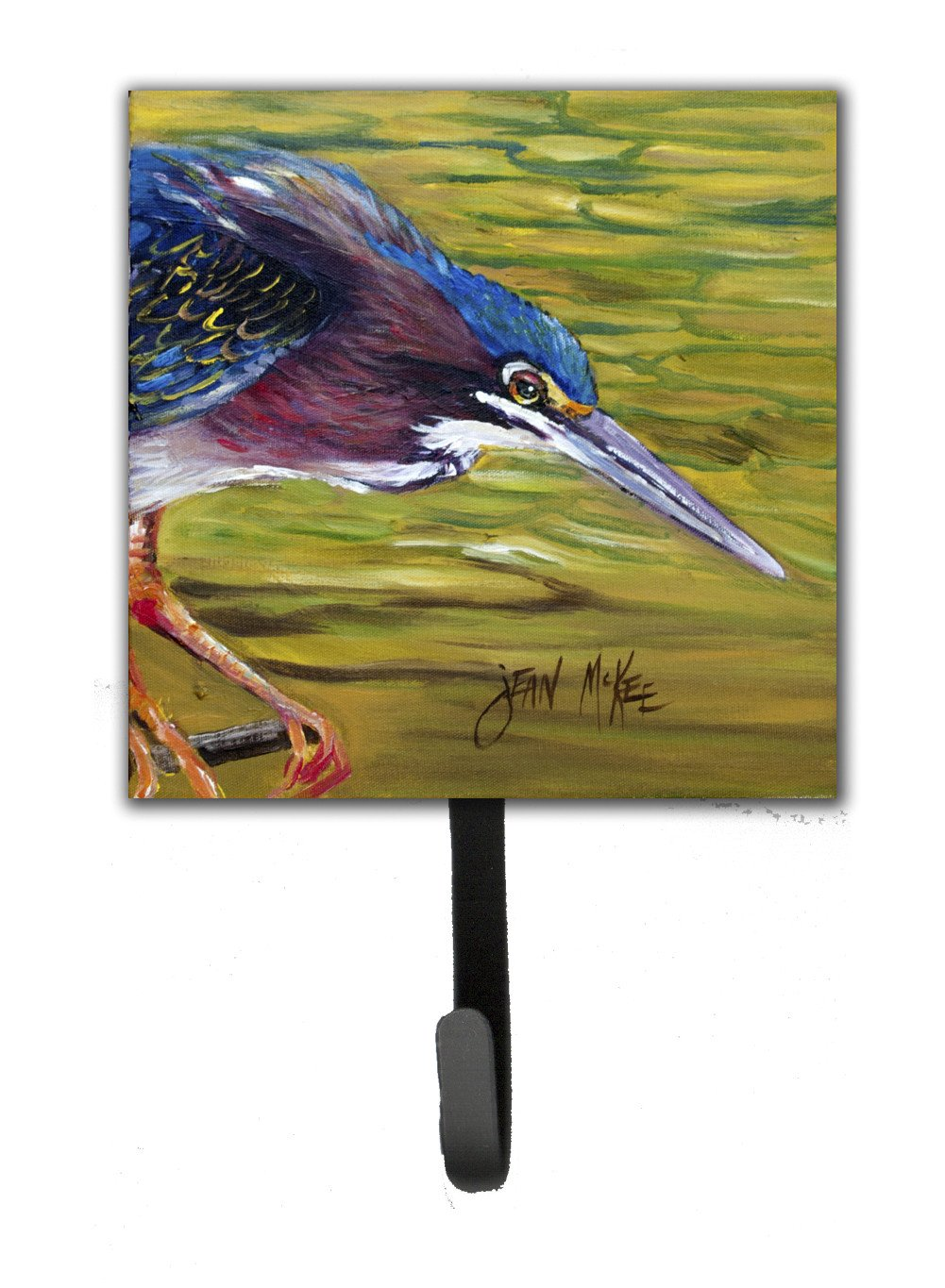 Buy this Green Heron Leash or Key Holder JMK1226SH4