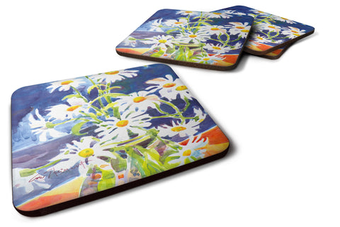 Buy this Set of 4 Flowers - Daisy Foam Coasters