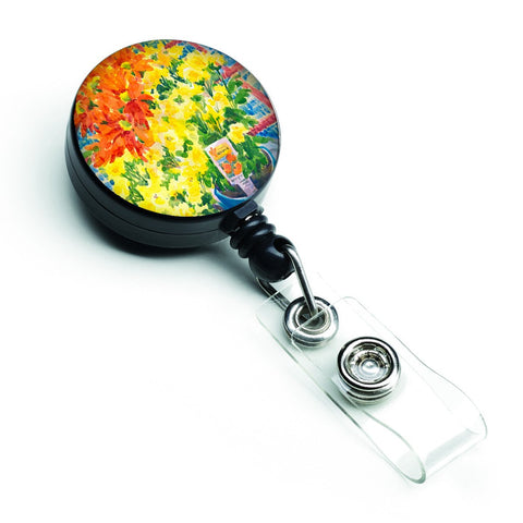 Buy this Flower - Mums Retractable Badge Reel 6005BR