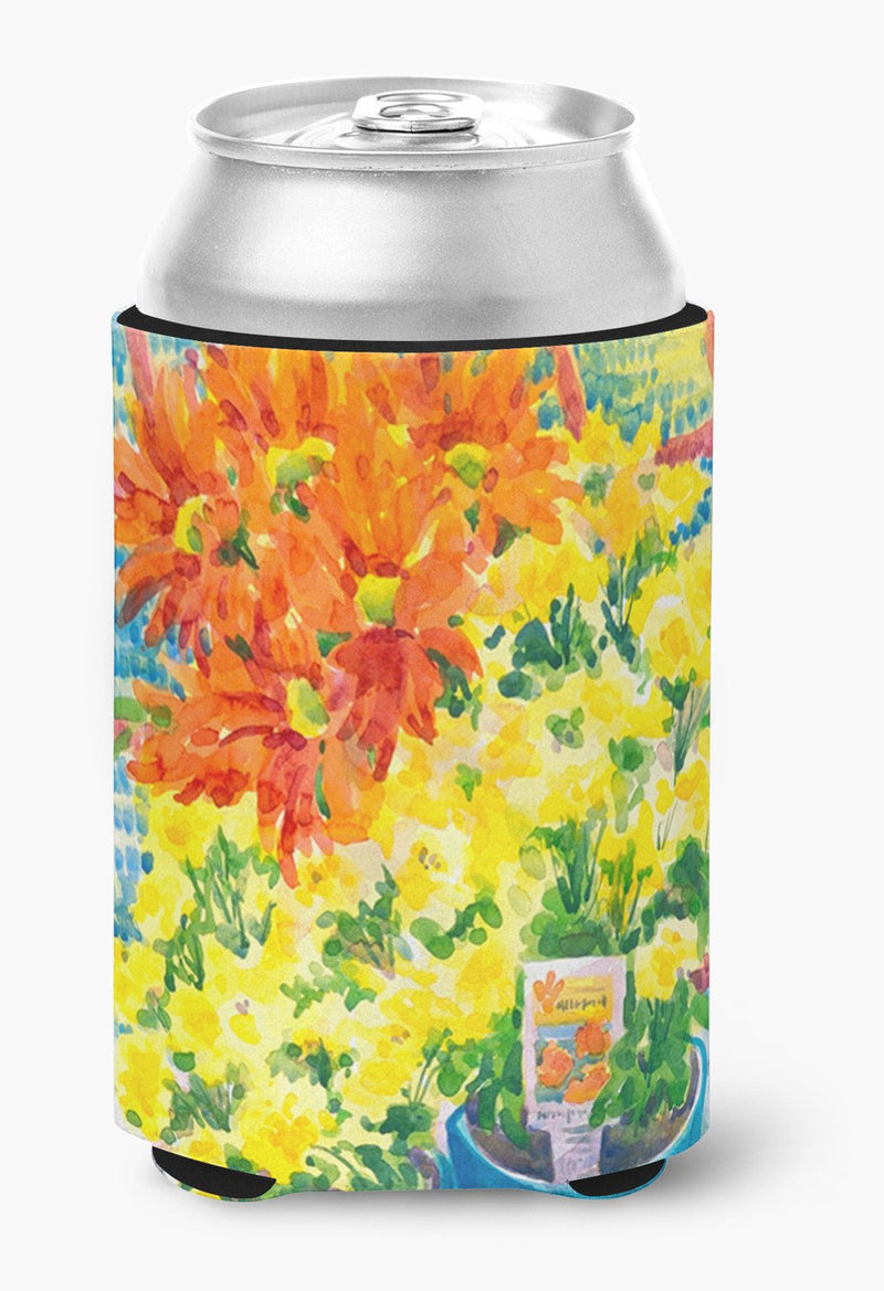 Buy this Flower - Mums Can or Bottle Beverage Insulator Hugger