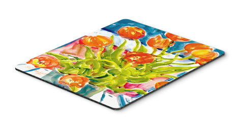 Buy this Flowers - Tulips Mouse Pad, Hot Pad or Trivet
