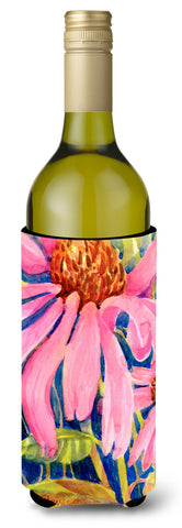 Buy this Flower - Coneflower Wine Bottle Beverage Insulator Beverage Insulator Hugger