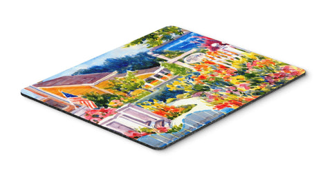 Buy this Seaside Beach Cottage  Mouse pad, hot pad, or trivet