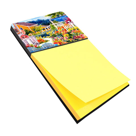 Buy this Seaside Beach Cottage Refiillable Sticky Note Holder or Postit Note Dispenser 6032SN
