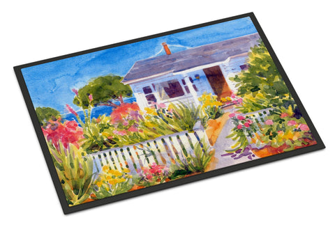 Buy this Seaside Beach Cottage  Indoor or Outdoor Mat 18x27 Doormat