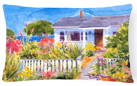 Buy this Seaside Beach Cottage  Decorative   Canvas Fabric Pillow