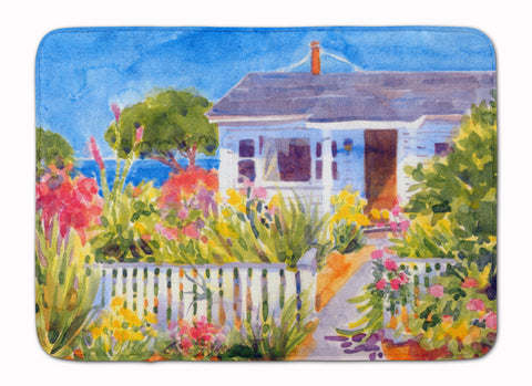 Buy this Seaside Beach Cottage Machine Washable Memory Foam Mat 6034RUG