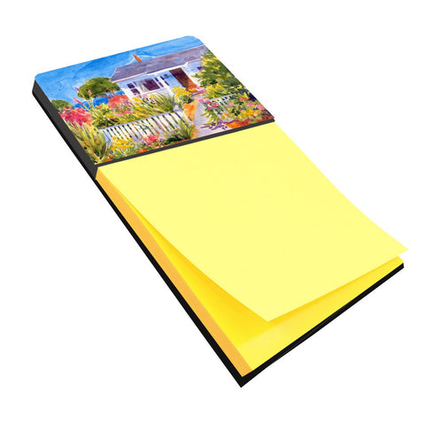 Buy this Seaside Beach Cottage Refiillable Sticky Note Holder or Postit Note Dispenser 6034SN