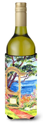 Buy this Seaside Wine Bottle Beverage Insulator Beverage Insulator Hugger