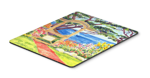 Buy this Seaside Arbour  Mouse Pad, Hot Pad or Trivet