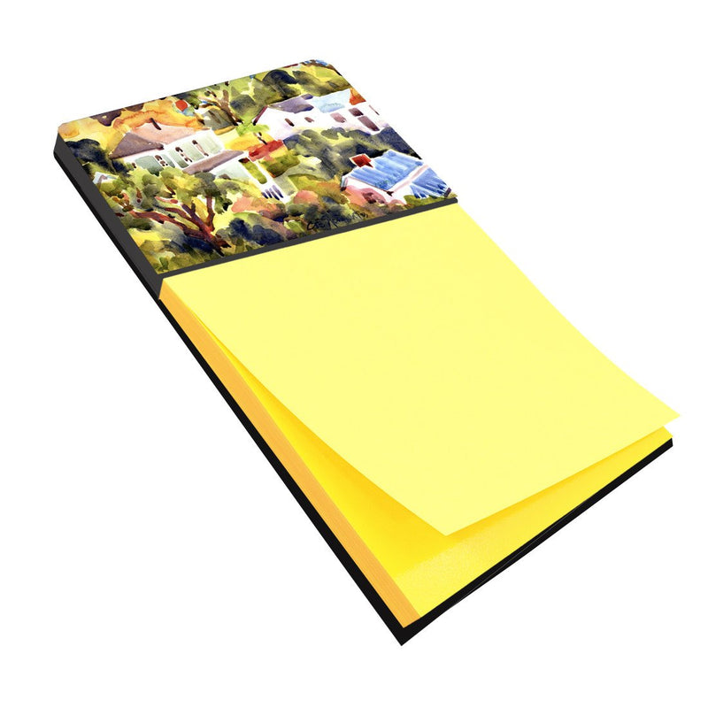 Buy this Houses Refiillable Sticky Note Holder or Postit Note Dispenser 6046SN