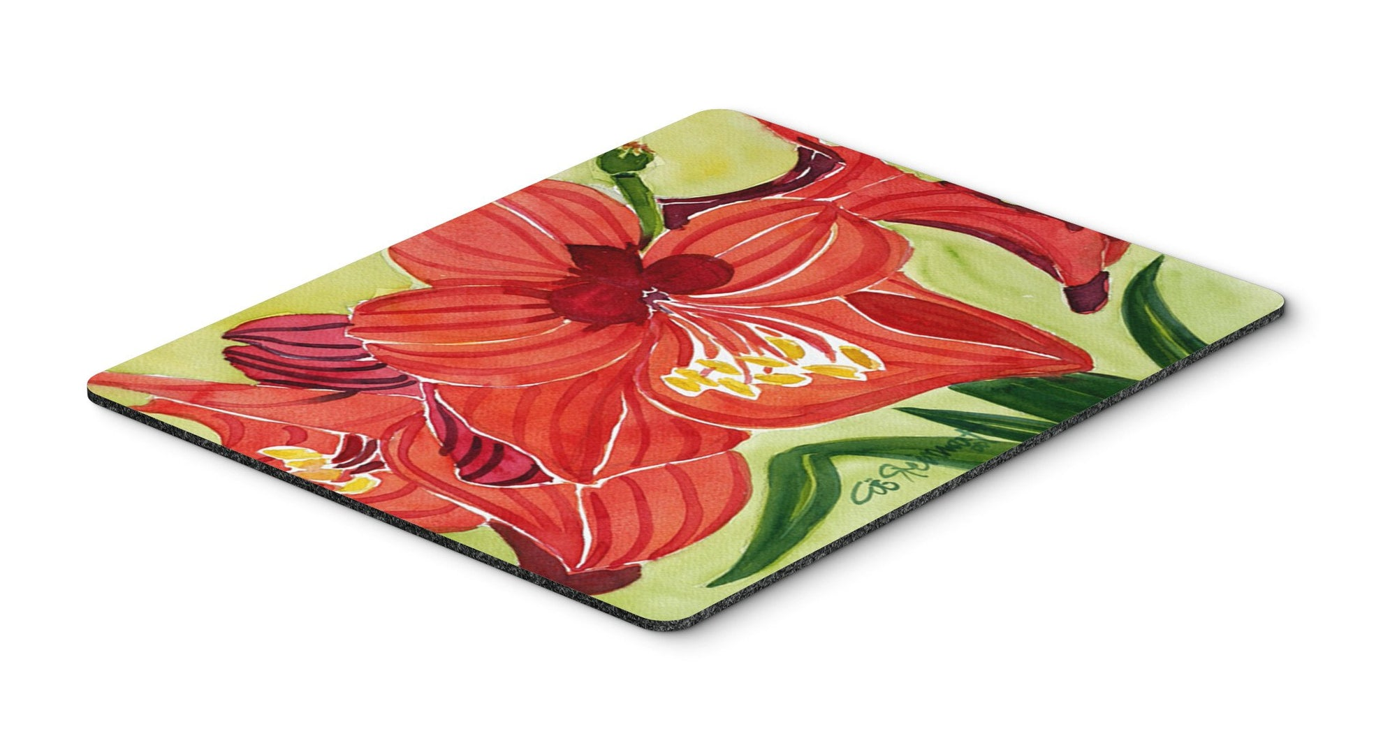 Buy this Flower - Amaryllis Mouse pad, hot pad, or trivet