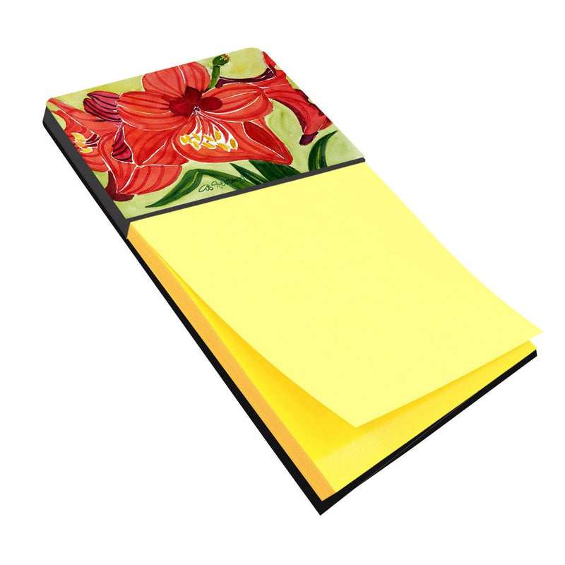 Buy this Flower - Amaryllis Refiillable Sticky Note Holder or Postit Note Dispenser 6055SN