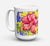 Buy this Flower - Hibiscus Dishwasher Safe Microwavable Ceramic Coffee Mug 15 ounce 6056CM15
