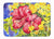 Flower - Hibiscus Machine Washable Memory Foam Mat 6056RUG by Caroline's Treasures