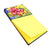 Flower - Hibiscus Refiillable Sticky Note Holder or Postit Note Dispenser 6056SN by Caroline's Treasures