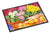 Buy this Flower - Primroses Indoor or Outdoor Mat 18x27 Doormat